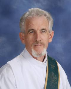 Photo of Rev. Dr. Chris Colville