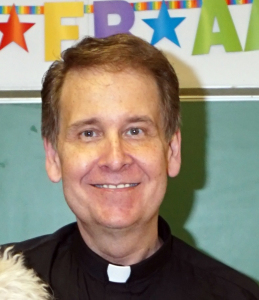 Photo of Father Aaron DePeyster