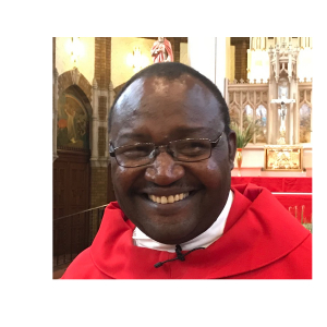 Photo of Father Linus Kinyua