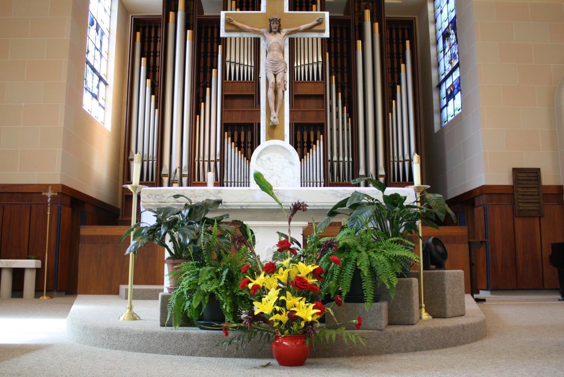 Art Amp Environment St Paul Catholic Parish And School