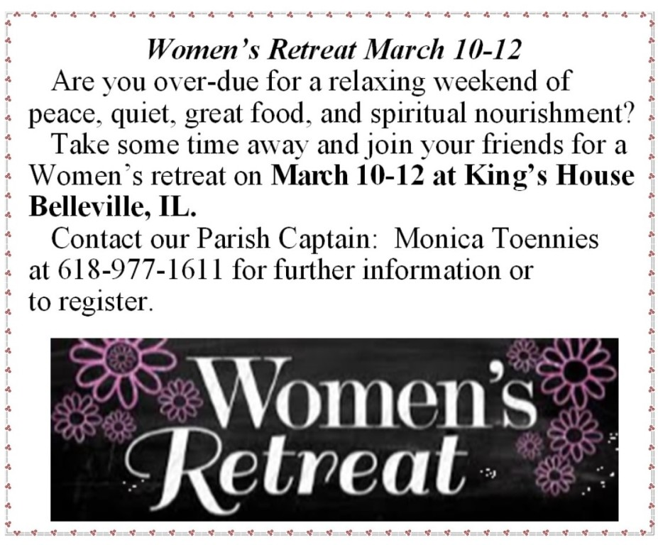 Women's Retreat at King's House