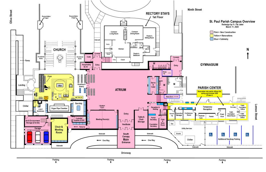 Parish Campus 3-10-20