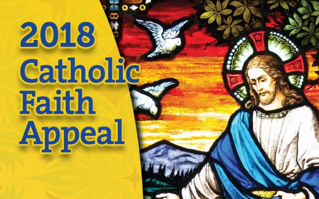 2018 Catholic Faith Appeal