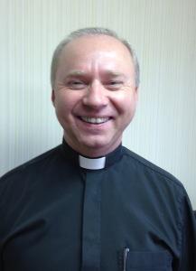 Photo of Fr. Leszek Trojanowski
