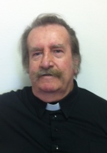 Photo of Fr. Patrick Organ