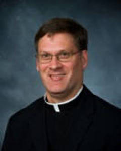 Photo of Father James Bissonette