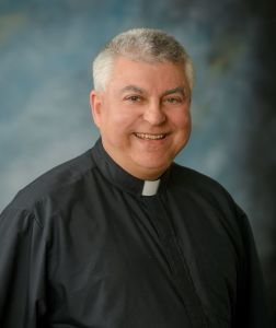 Photo of Fr. Jean-Paul Labrie