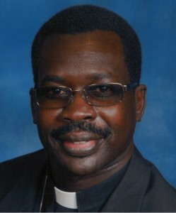 Photo of Rev. Mark Nyeko, A.J.
