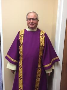 Photo of Deacon John Burkart