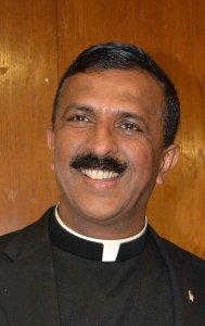 Photo of Fr. Valentine Rebello