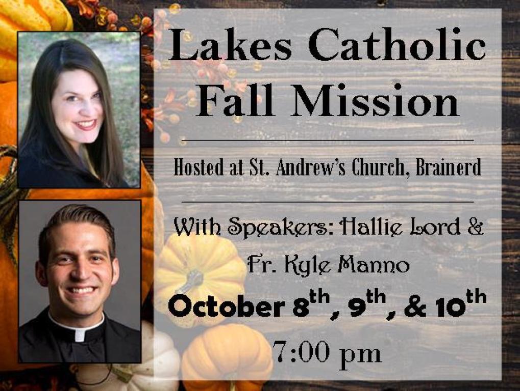Fall Mission