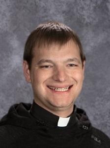 Photo of Fr. Paul Strommer