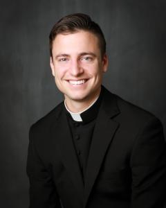 Photo of Fr. Matthew Miller