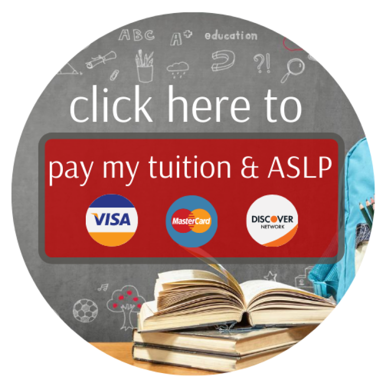 pay tuition & ASLP