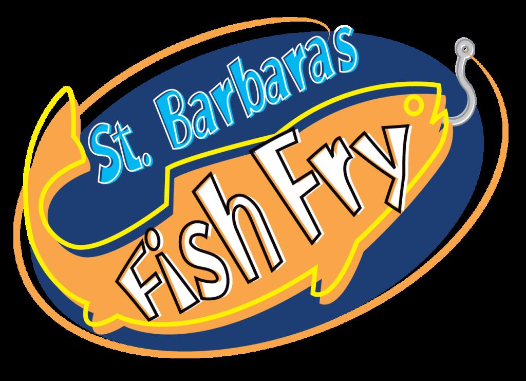 St barbara fish fry st barbara church for Cliffords fish fry