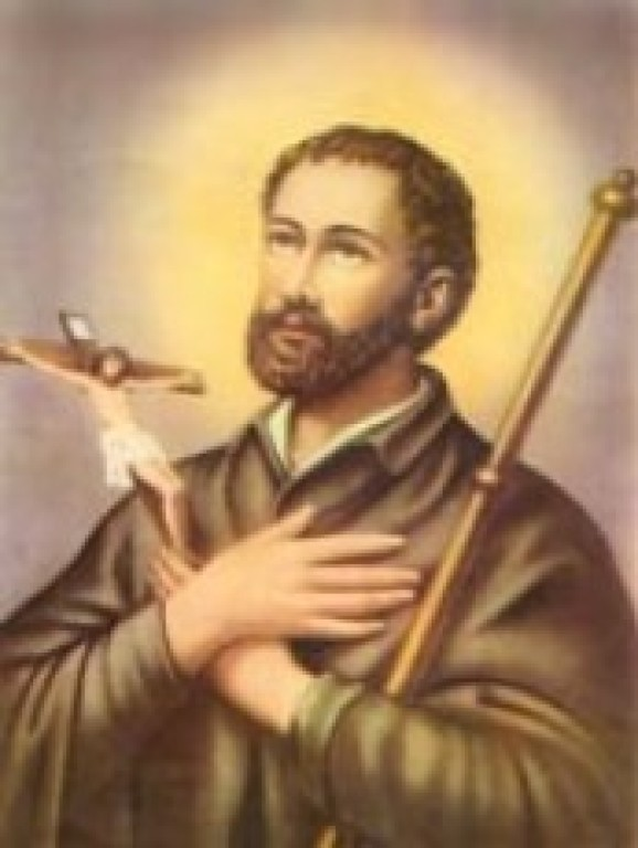 Patron Saint for this year!
