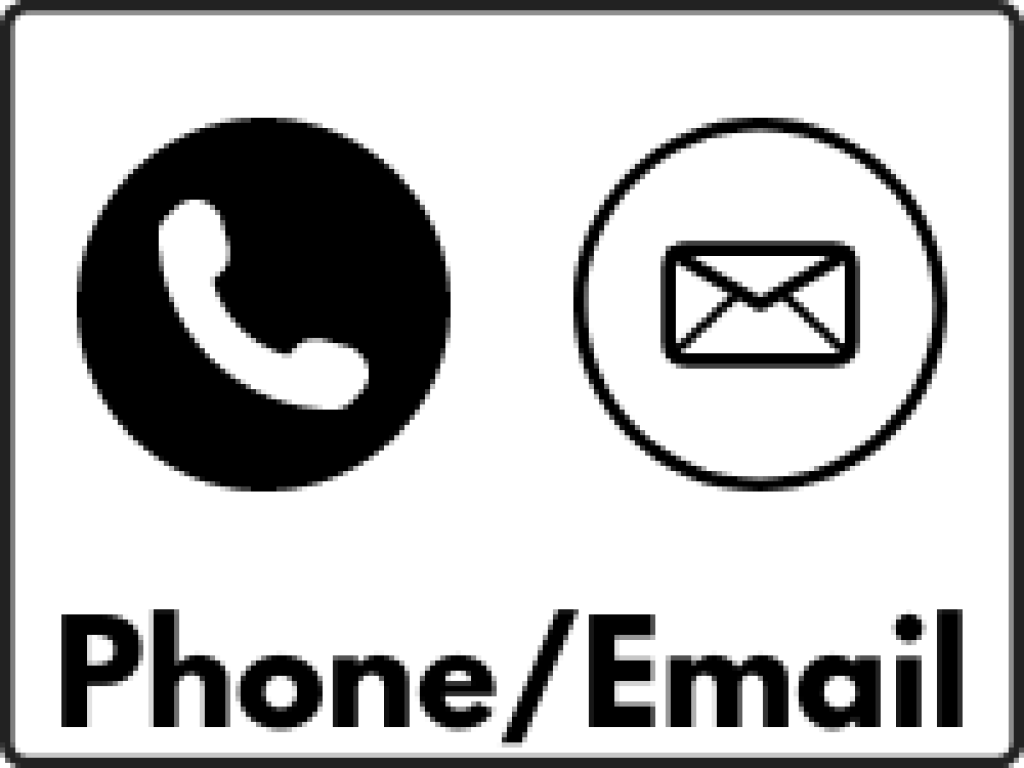 Phone / Email
