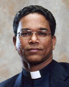 Photo of Father Antony Varghese