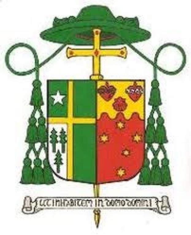 Bishop Strickland Coat of Arms