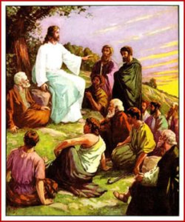 Image result for Jesus with His disciples