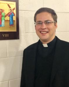 Photo of Fr Pieter vanRooyen