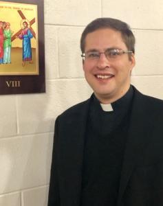 Photo of Fr Pieter vanRooyen