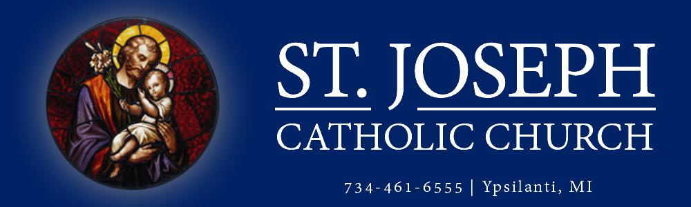 St. Joseph Catholic Church - Ypsilanti, MI