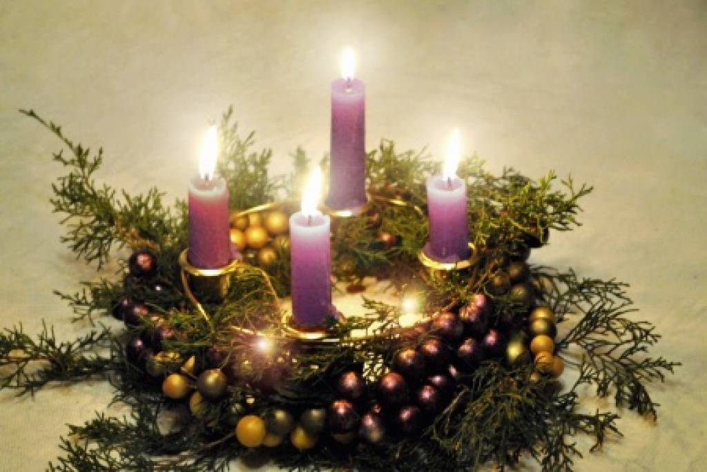 advent candles beautiful worship - photo #5