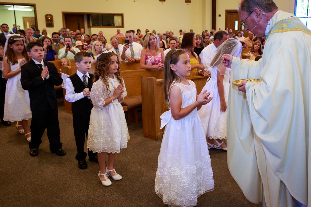 first communion preparation st brendan the navigator catholic church