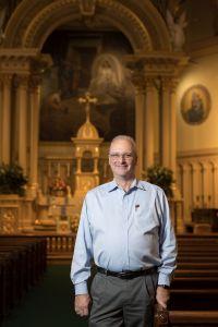 Photo of Deacon Andrew Grebe