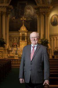 Photo of Deacon Walter Ayres