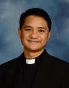 Photo of Fr. Leonardo Pestaño