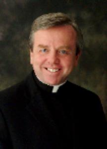 Photo of Rev. Michael McNamara