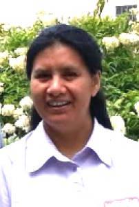 Photo of Sr. Tania Santander Atauchi, CDP