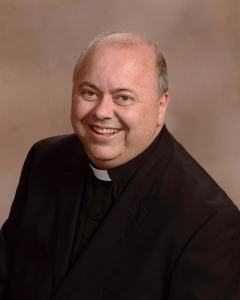 Photo of Rev Ed Pratt