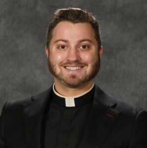 Photo of Fr. Brandon Theisen