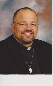 Photo of Fr. Greg Paffel