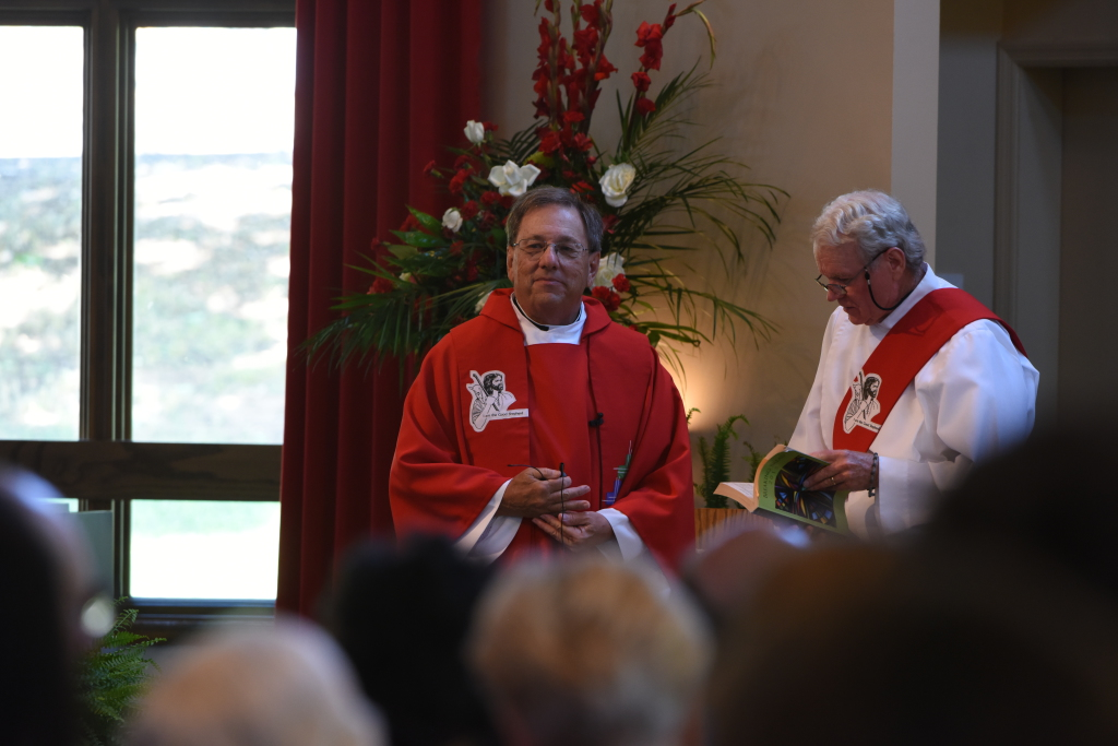 Fr  Louis Giardino's 40th Celebration | Good Shepherd Catholic Church