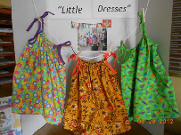 Ladies of the Cloth Little Dresses