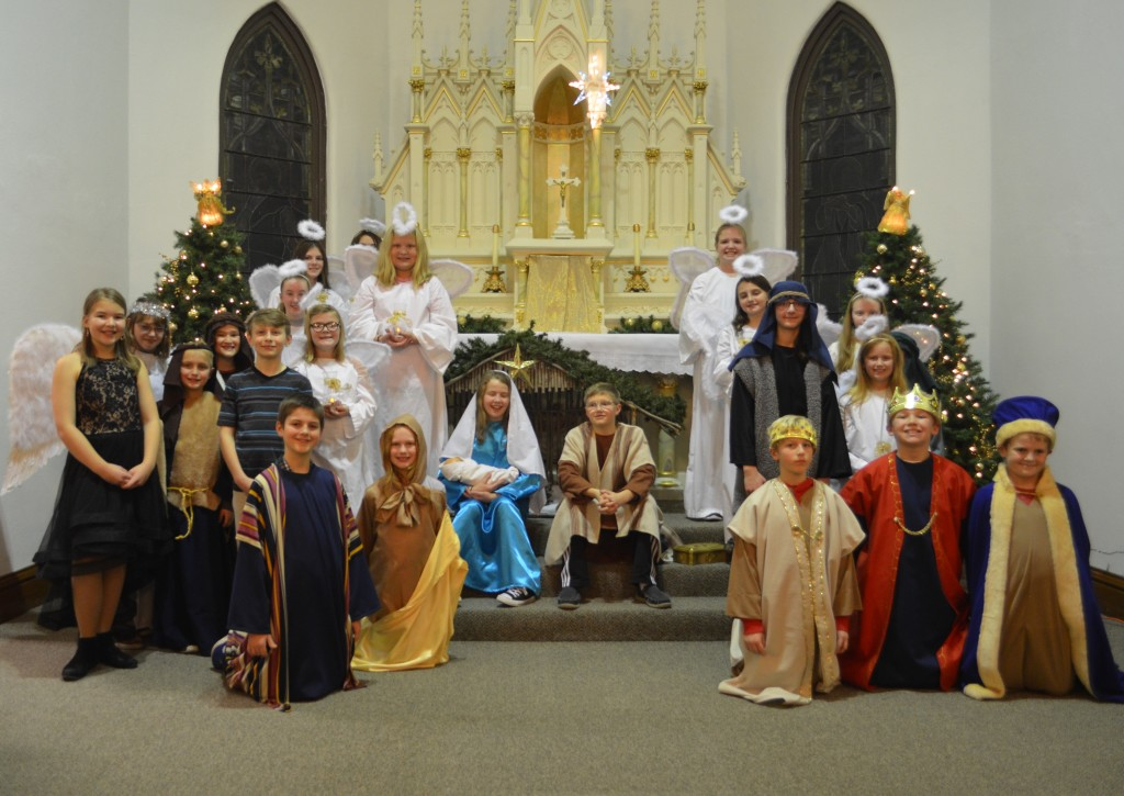 IC Christmas Pageant 2018