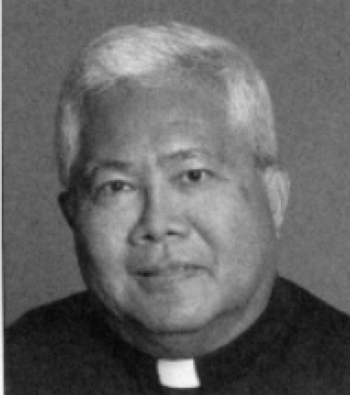 Fr Jose Goopio