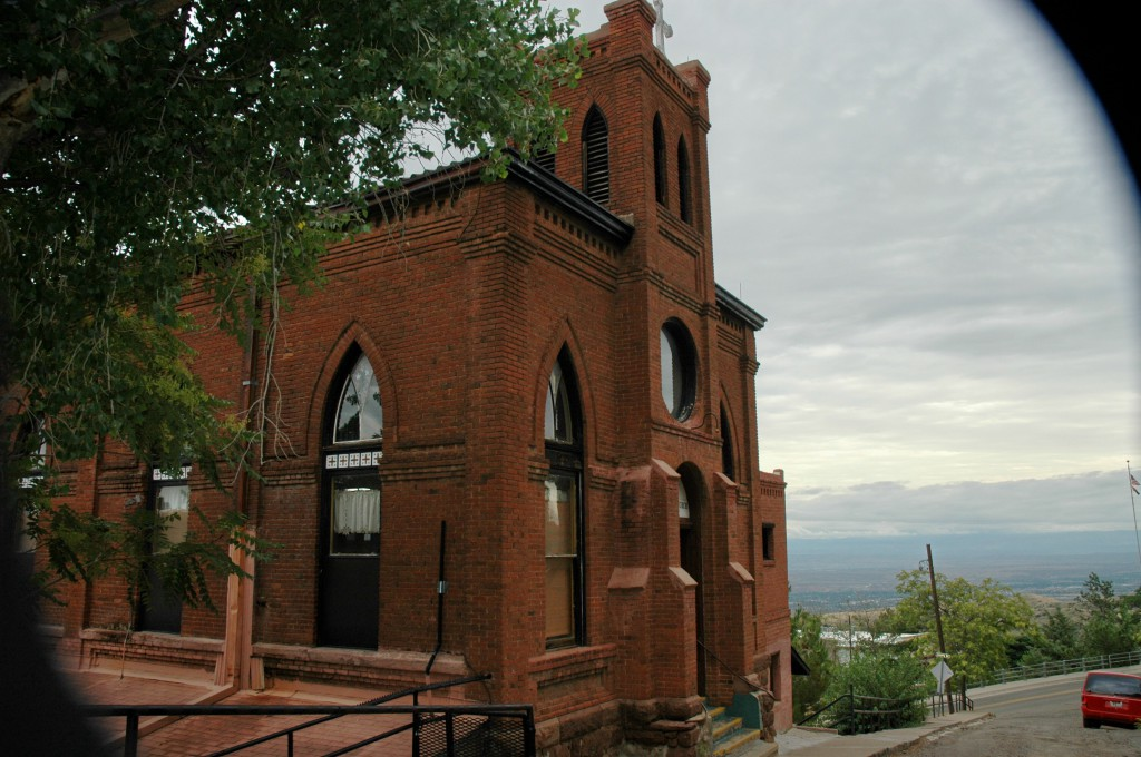 Holy Family Mission Church