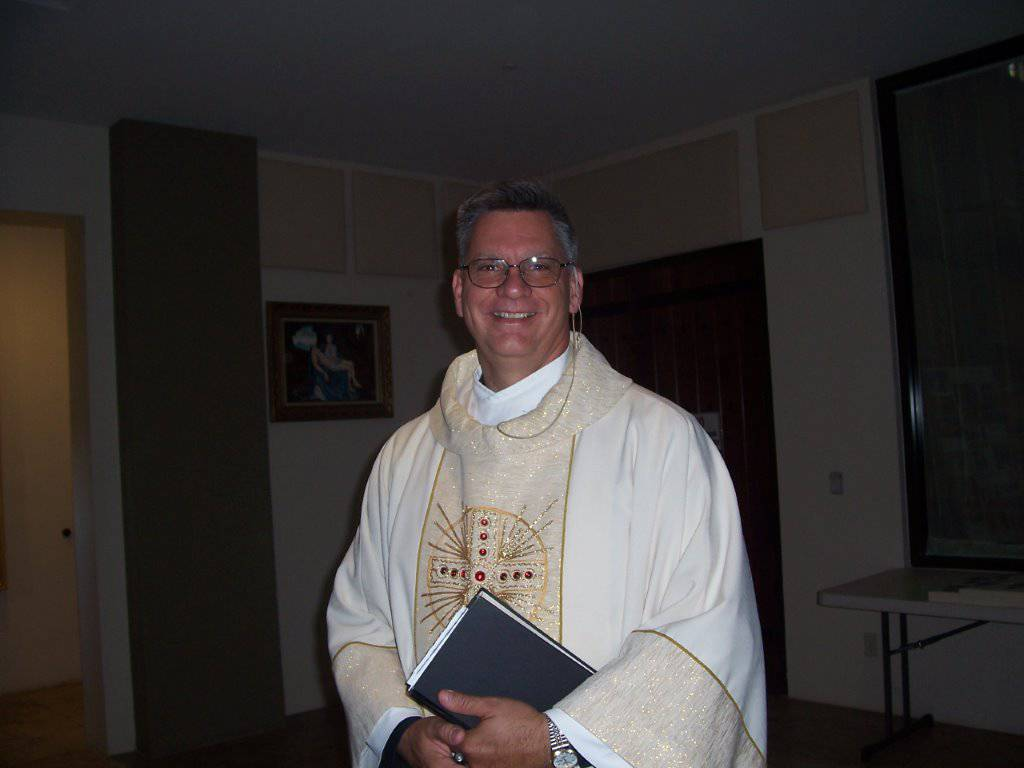 Rev. Fr. David J. Kelash