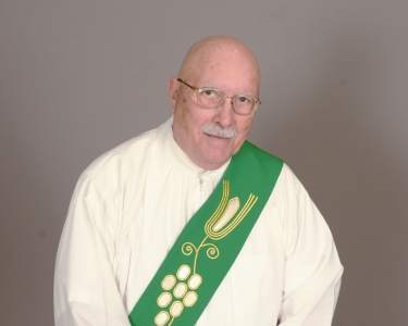 Photo of Rev. Mr. Peter Murphy