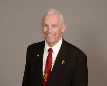Photo of Rev. Mr. Jim Brown
