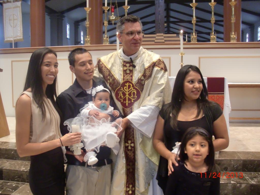 Special Baptism