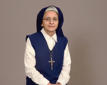 Photo of Sr. Bernadette De La Santa Faz