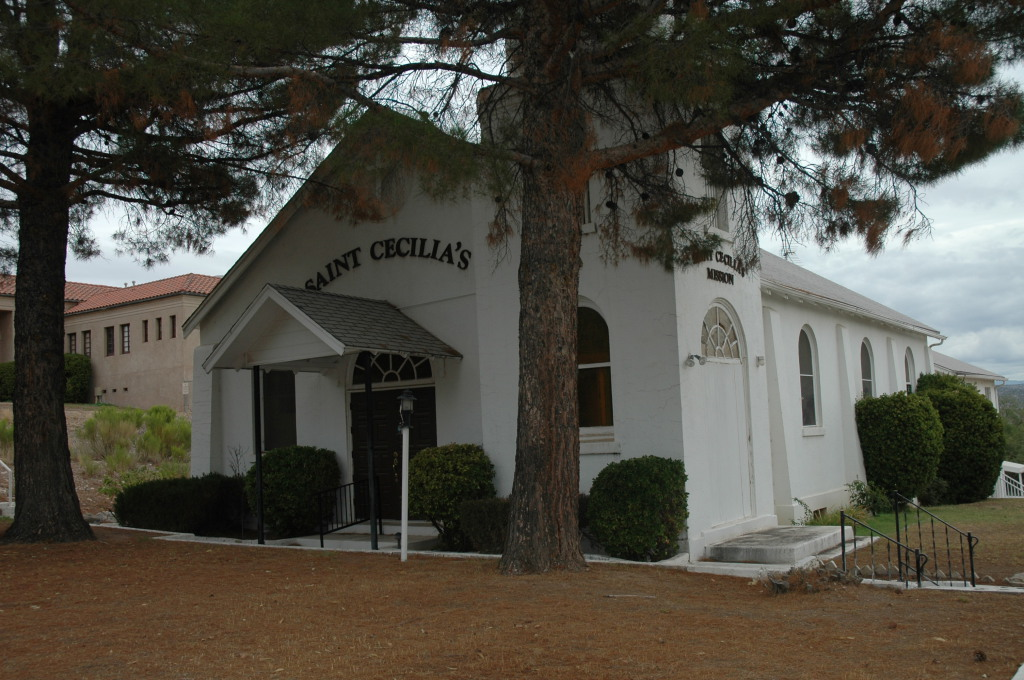 St. Cecilia's Mission Church