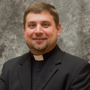 Photo of Fr. Andrew Hart
