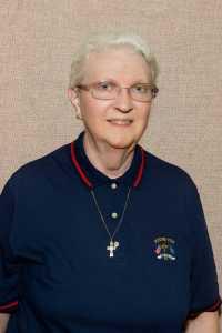 Photo of Sr. Joan Hilbert, R.S.M.